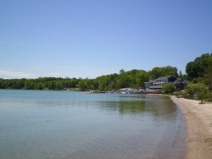 shoreline, Michigan, Omena
