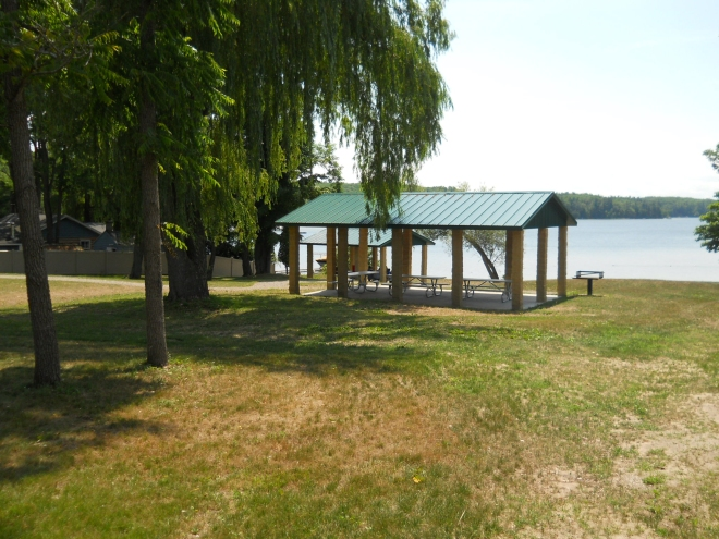Lake Ann Waterfront Park, by GFA